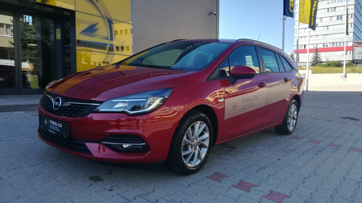 Opel Astra ST NEW 1,2 Turbo Astra MT6