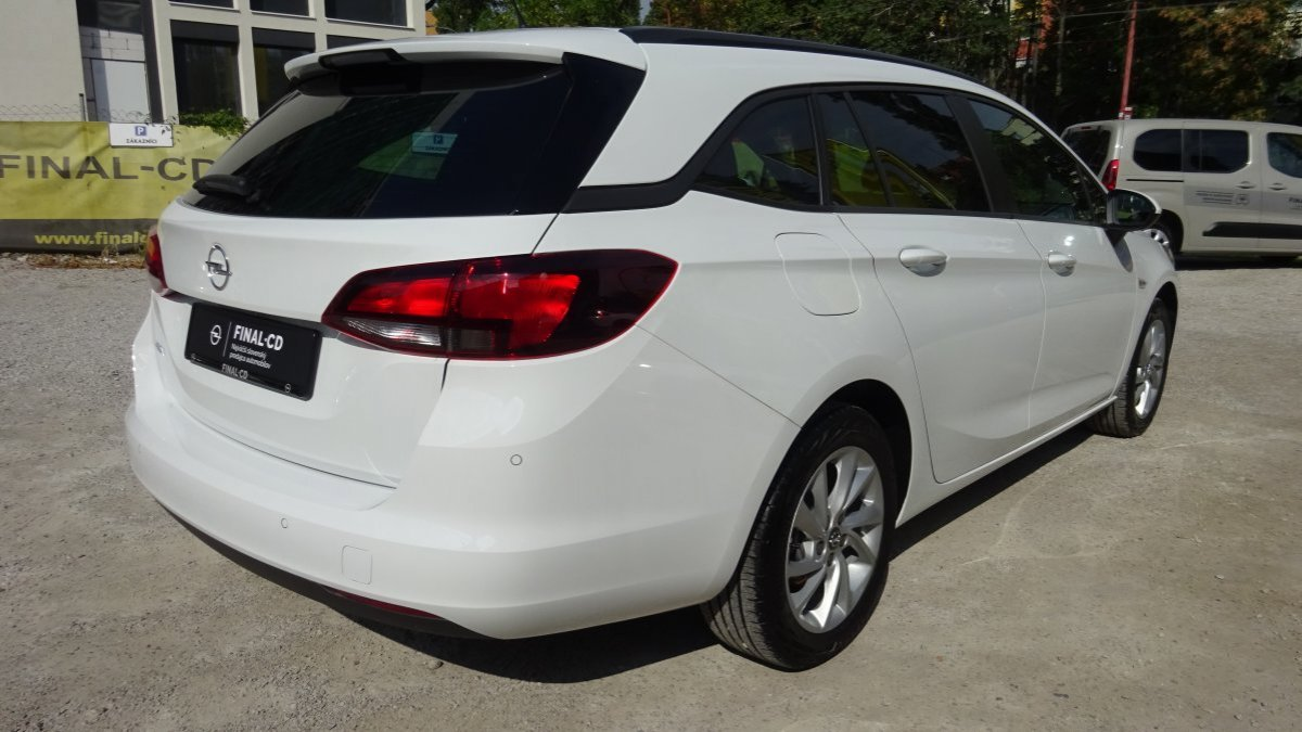 Opel Astra ST NEW 1,2 Turbo Smile MT6 S/S