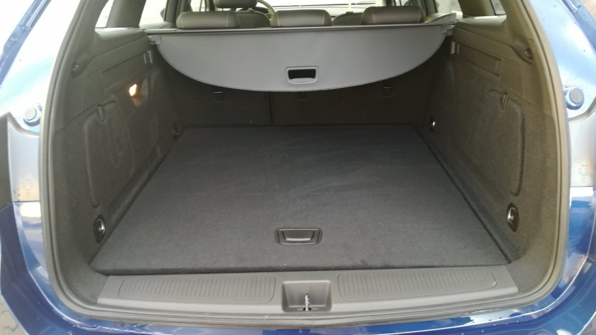 Opel Astra ST NEW 1,4 Turbo Elegance CVT