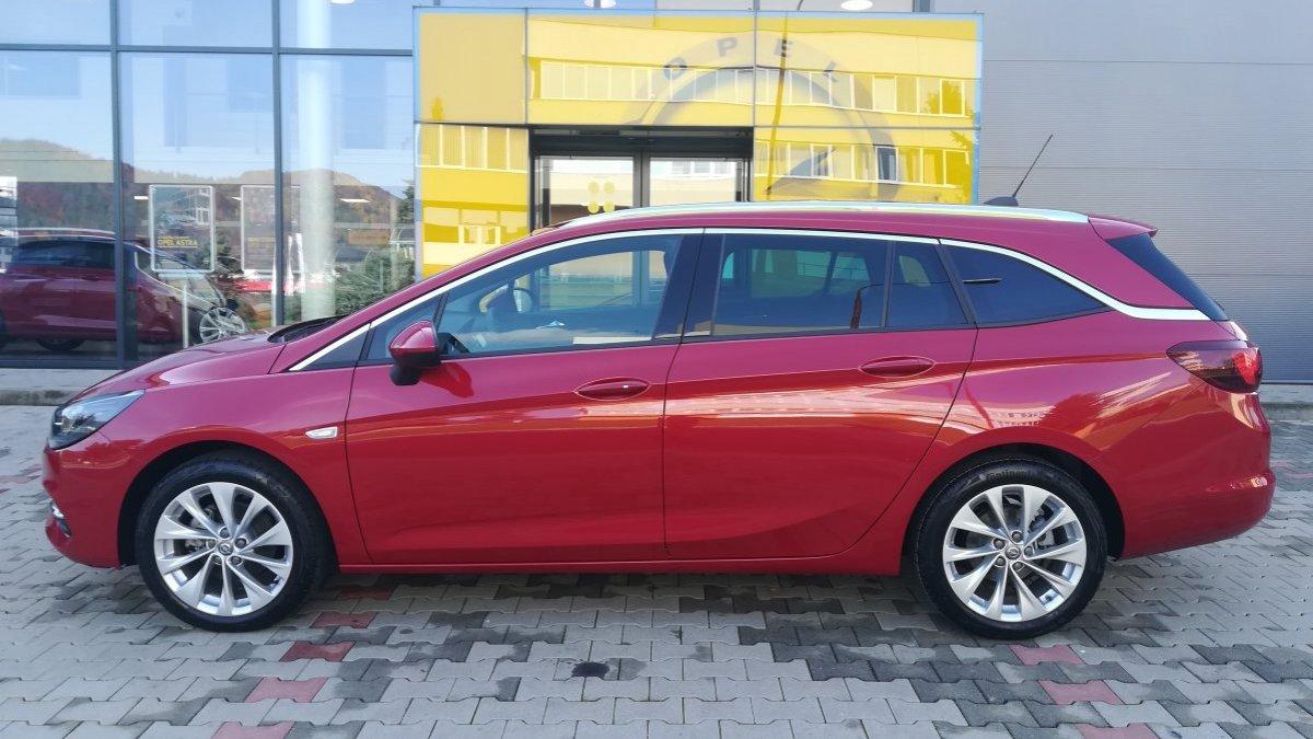 Opel Astra ST NEW 1,4 Turbo Elegance CVT S/S