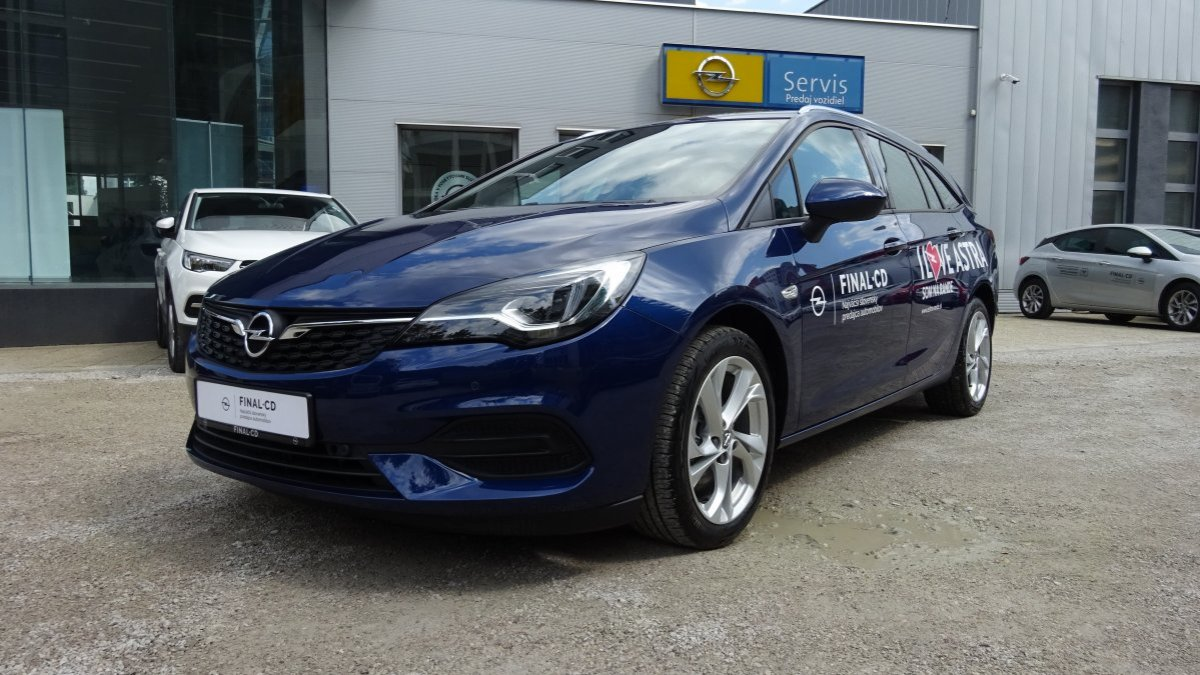 Opel Astra ST NEW 1,5 GS Line AT9