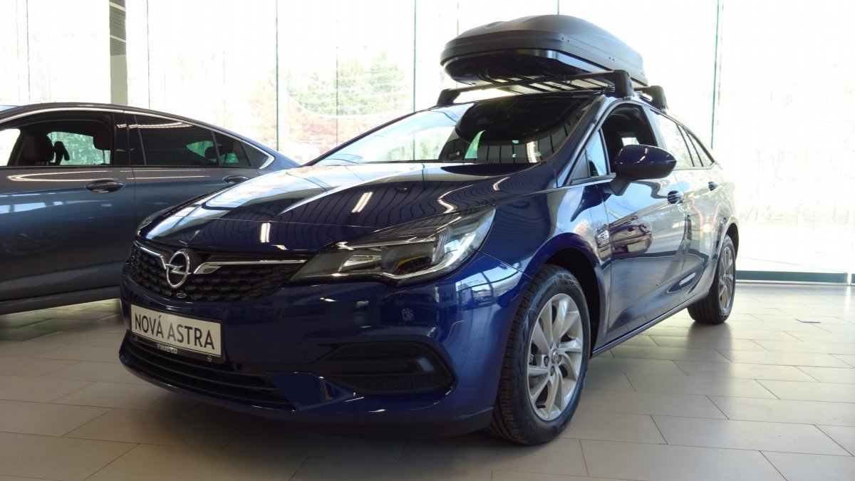 Opel Astra ST NEW 1,5 Turbo Astra MT6 S/S