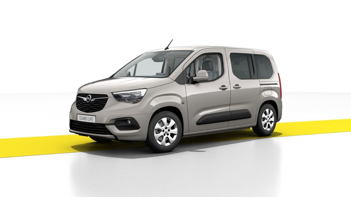 Opel Combo Life 1,2 Turbo Smile+ L2 AT8 Start/Stop