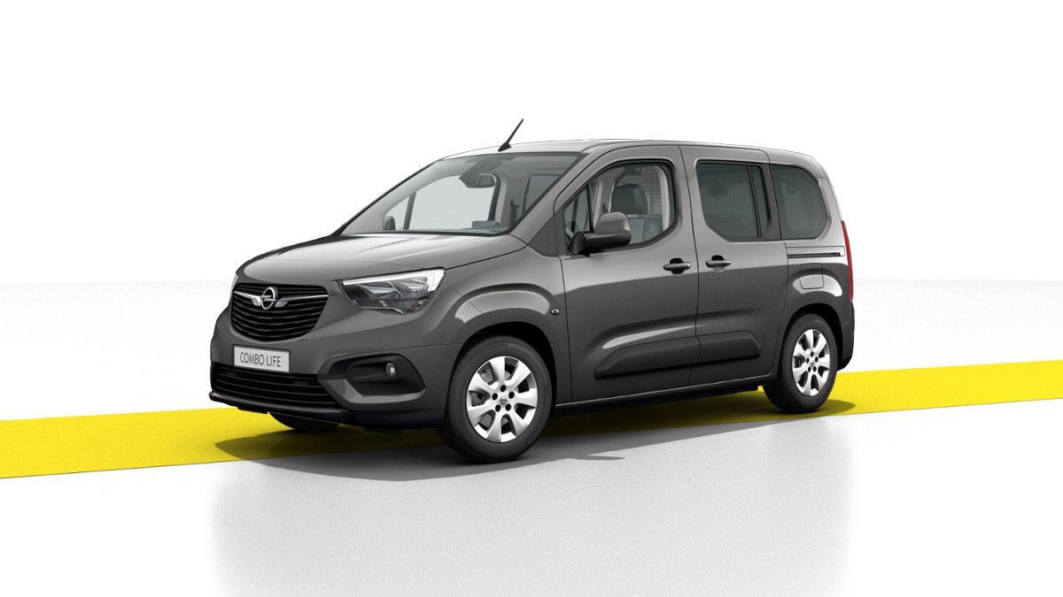 Opel Combo Life 1,5 Edition L1 MT6