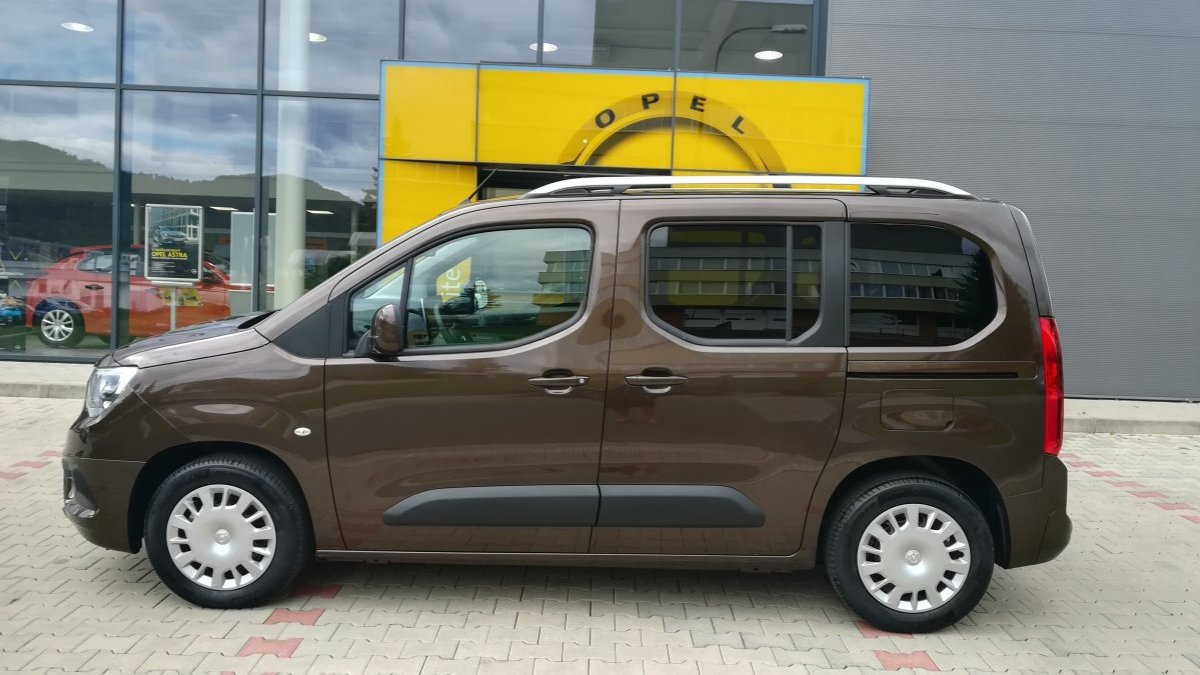 Opel Combo Life 1.5D Smile L1H1 MT5 S/S