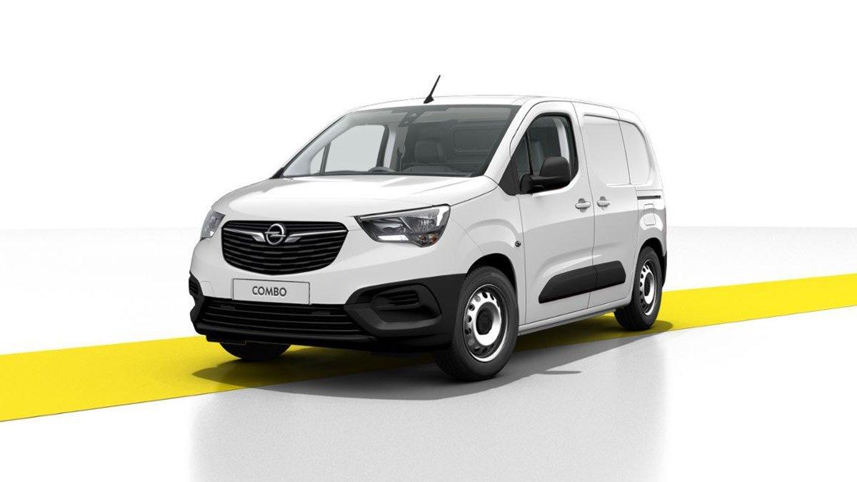 Opel Combo Van 1,2 Turbo L1H1 Enjoy Plus MT6 S/S
