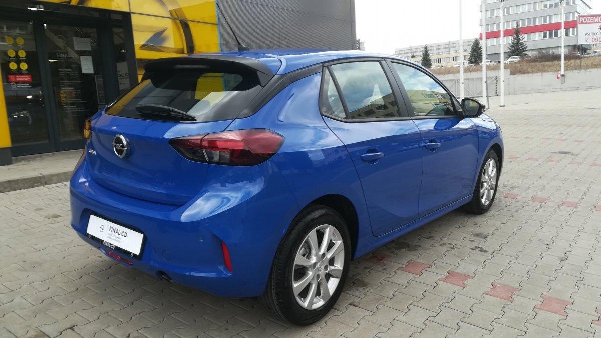Opel Corsa NEW 1,2 Edition Smile MT6 S/S