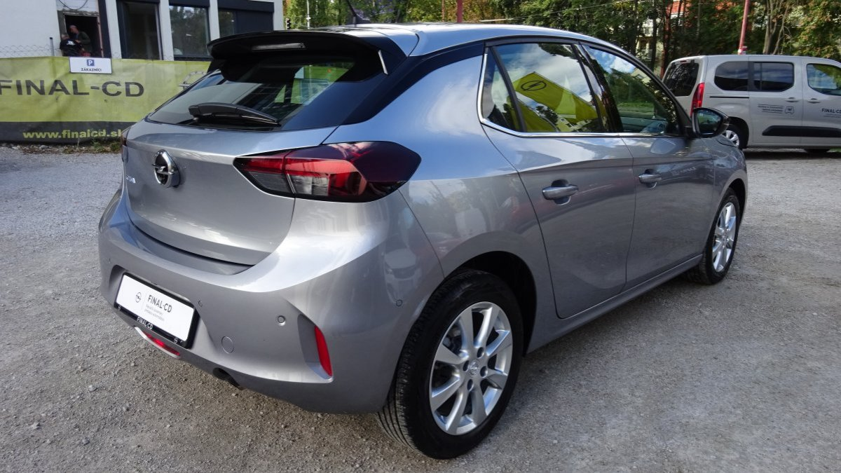 Opel Corsa NEW 1,2 Turbo Elegance MT6 S/S