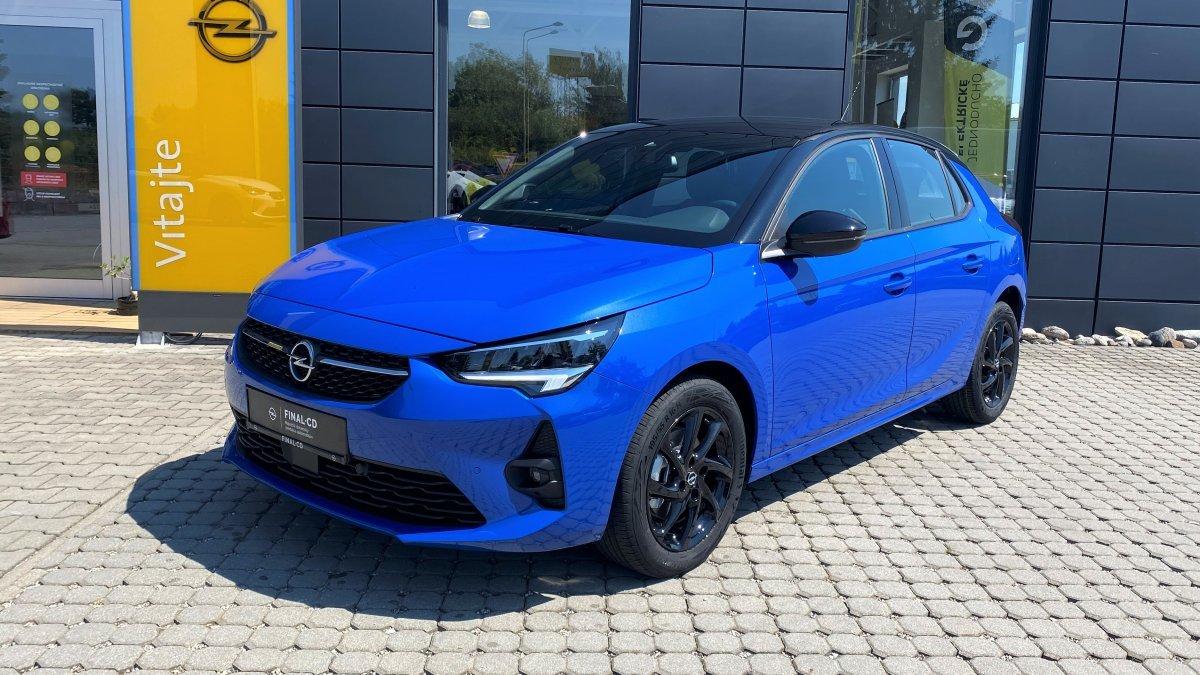 Opel Corsa NEW 1,2 Turbo GS Line MT6