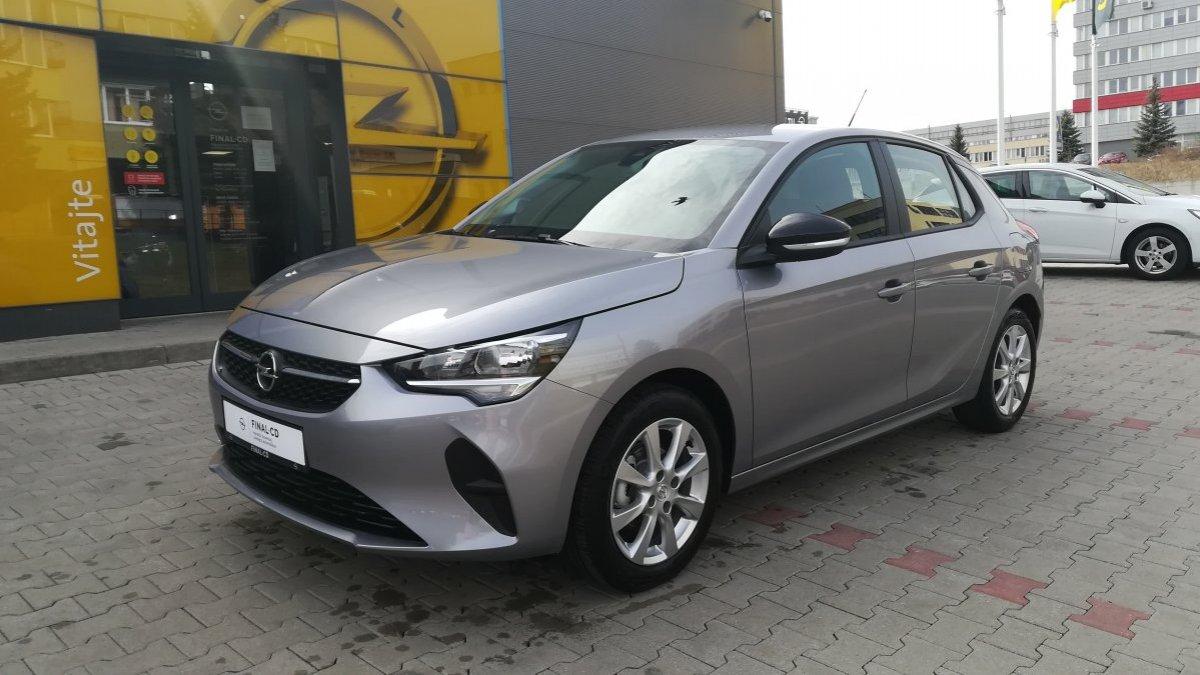 Opel Corsa NEW 1,2 Turbo Smile MT6 Start/Stop