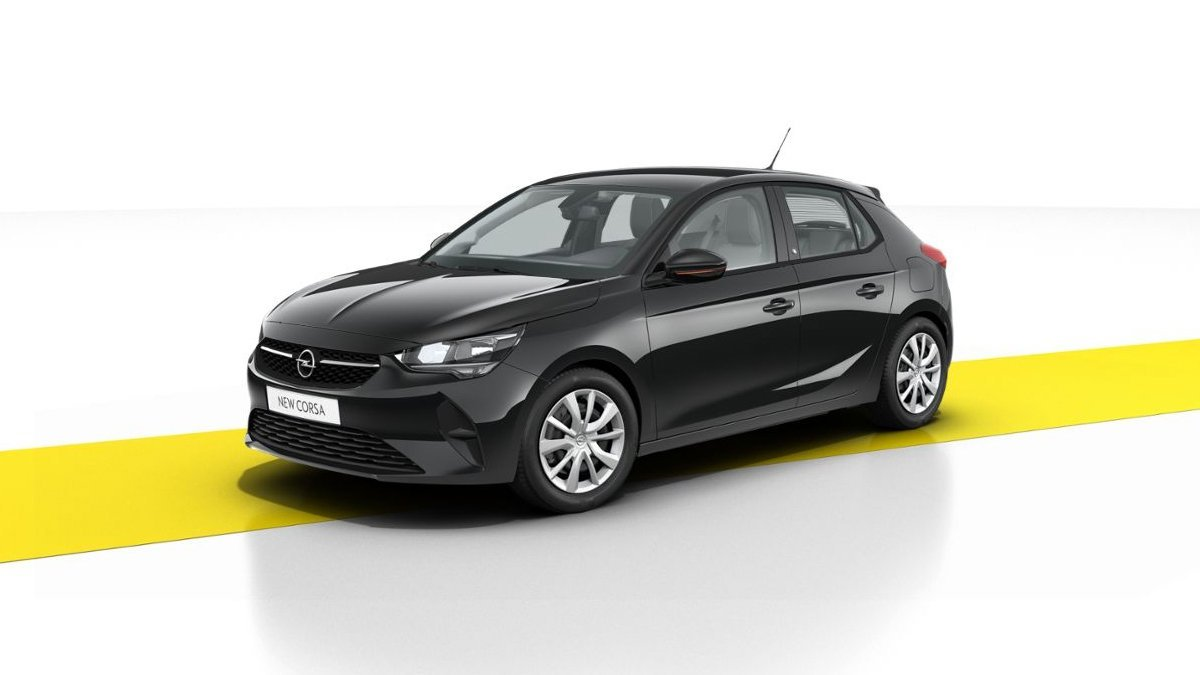 Opel Corsa NEW 1,2 Turbo Smile AT8 Start/Stop