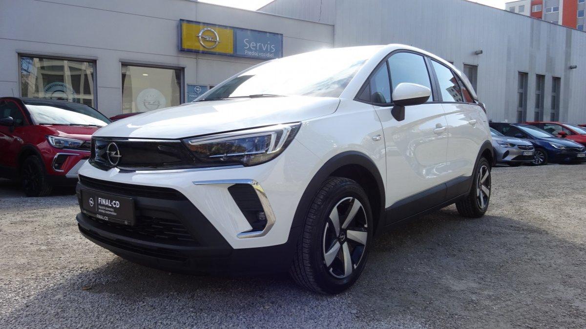 Opel Crossland NEW 1,2 Smile MT5 S/S