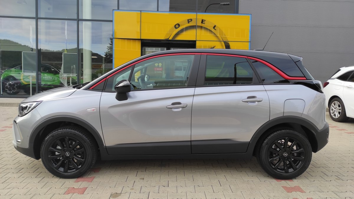 Opel Crossland NEW 1,2 Turbo GS Line AT6 S/S