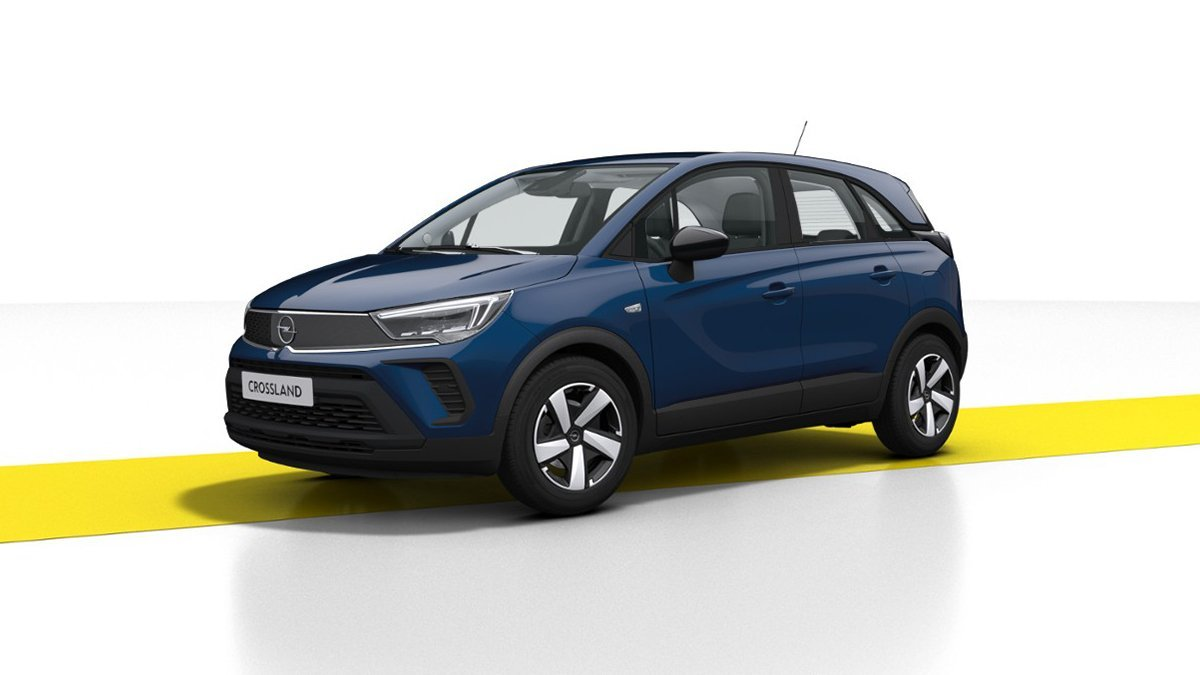 Opel Crossland NEW 1,2 Turbo Smile AT6 S/S