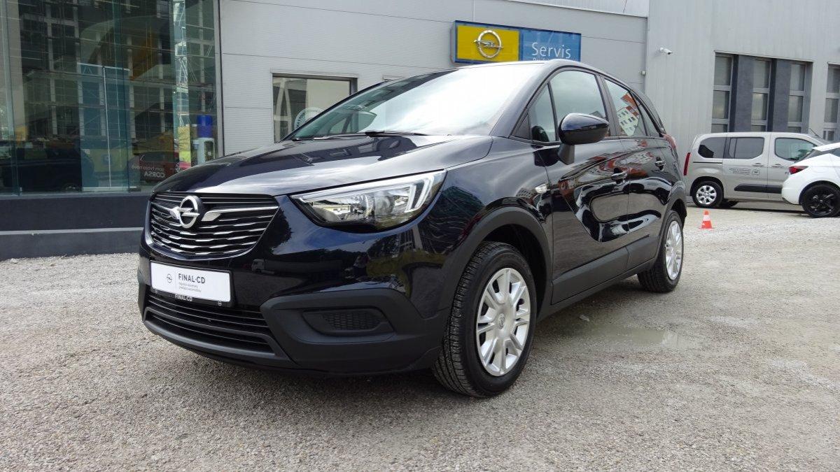 Opel Crossland X 1,2 Smile MT5