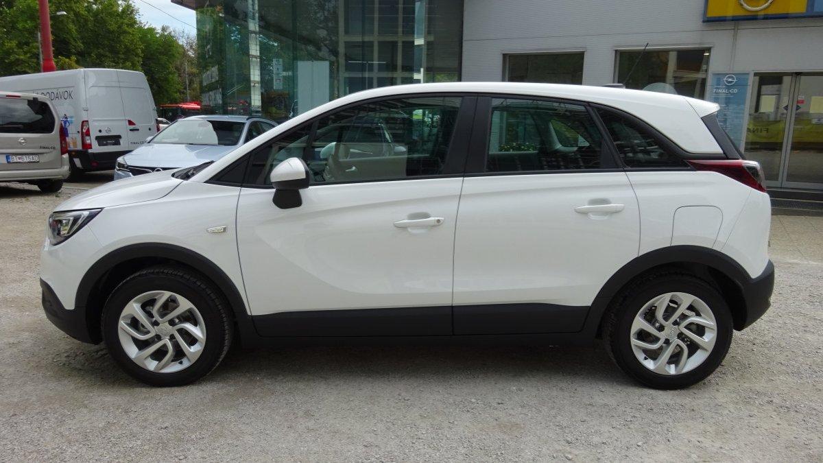 Opel Crossland X 1,2 Smile MT5 S/S