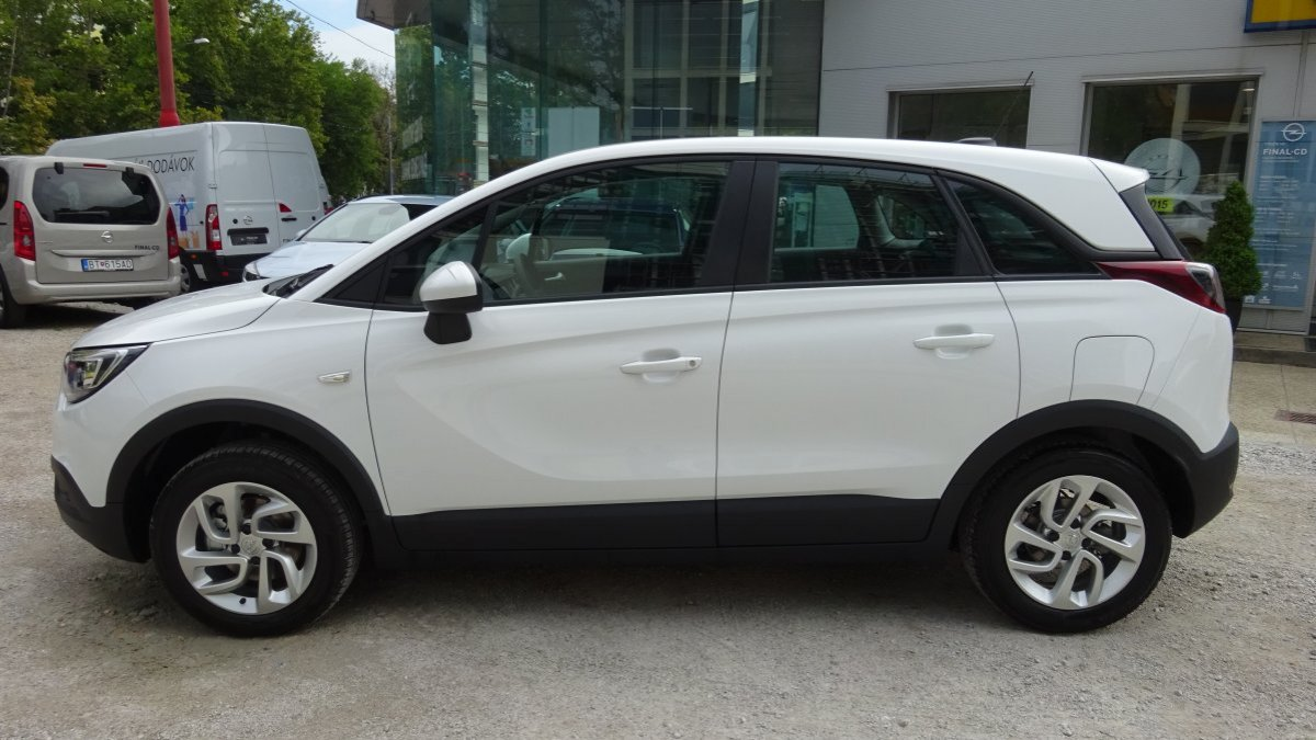Opel Crossland X 1,2 Turbo Smile MT6 S/S