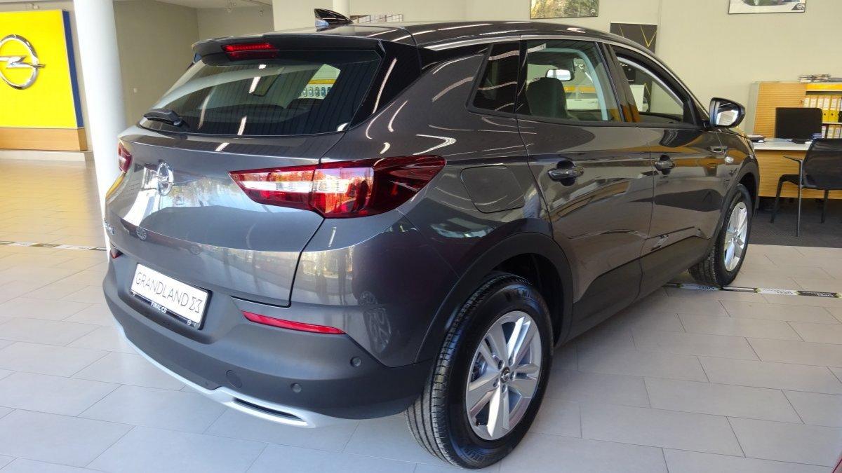 Opel Grandland X 1,2 Turbo Innovation AT8 Start/Stop