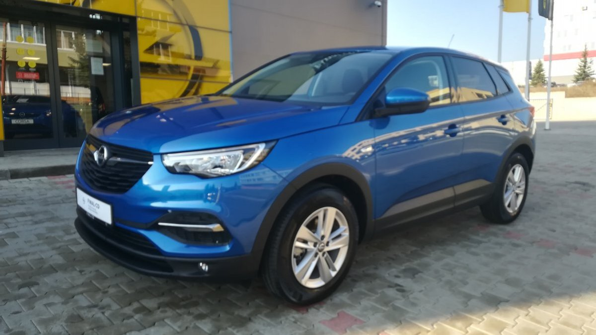 Opel Grandland X 1,5 Smile AT8 S/S