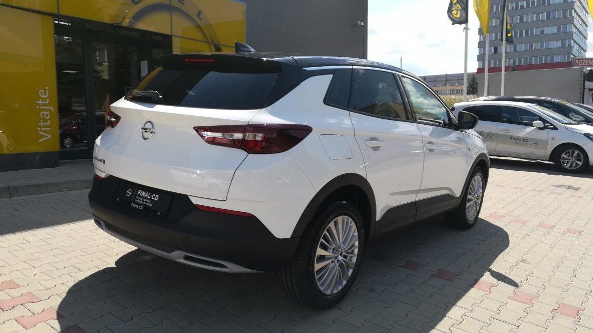 Opel Grandland X 1,5 Turbo Design Line AT8 Start/Stop