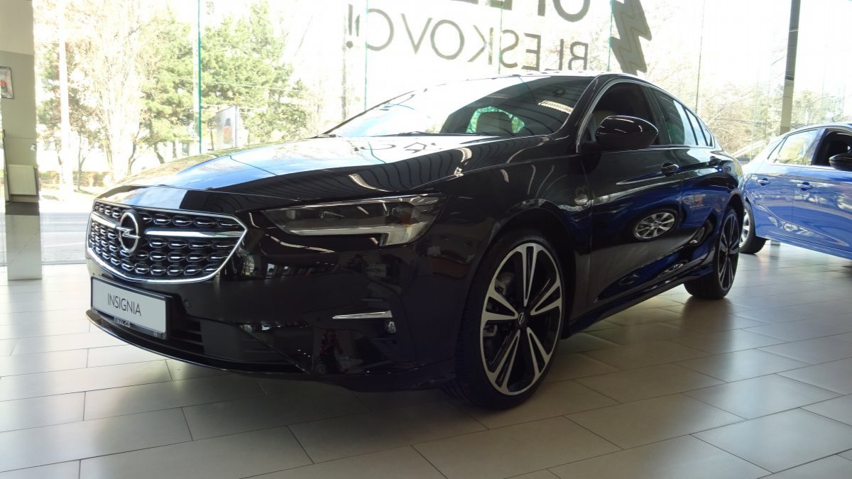 Opel Insignia GS NEW 2,0 CDTi GS Line+ AT8 Start/Stop