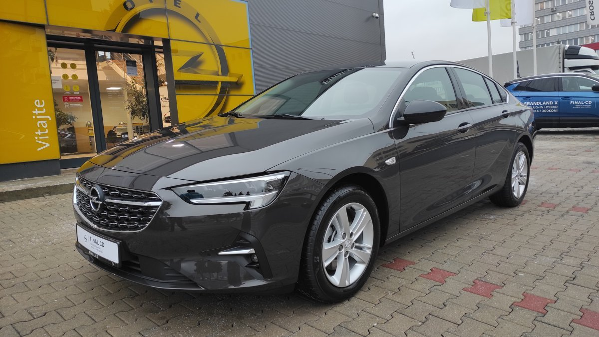 Opel Insignia GS NEW 2,0 Turbo Elegance AT8 Start/Stop