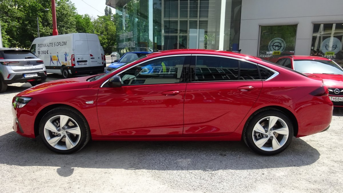 Opel Insignia GS NEW 2,0 Turbo GS Line AT9 Start/Stop