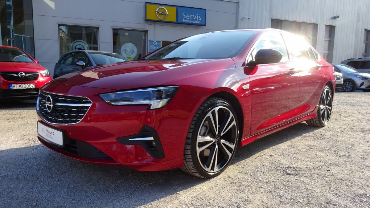 Opel Insignia GS NEW 2,0 Turbo GS Line+ AT9 Start/Stop
