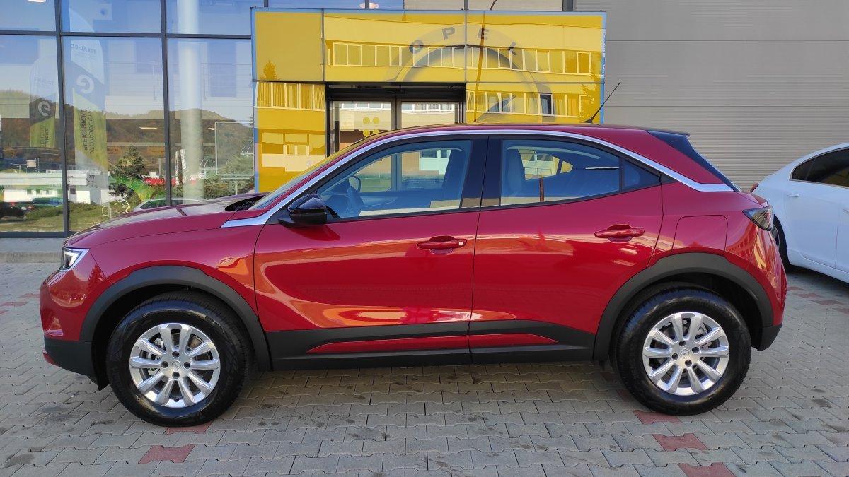 Opel Mokka NEW 1,2 Turbo Edition MT6 S/S
