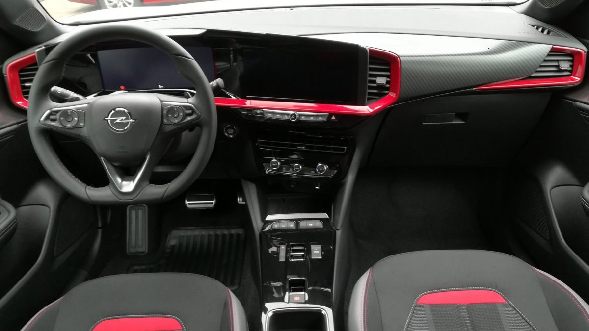 Opel Mokka NEW 1,2 Turbo GS Line + AT8