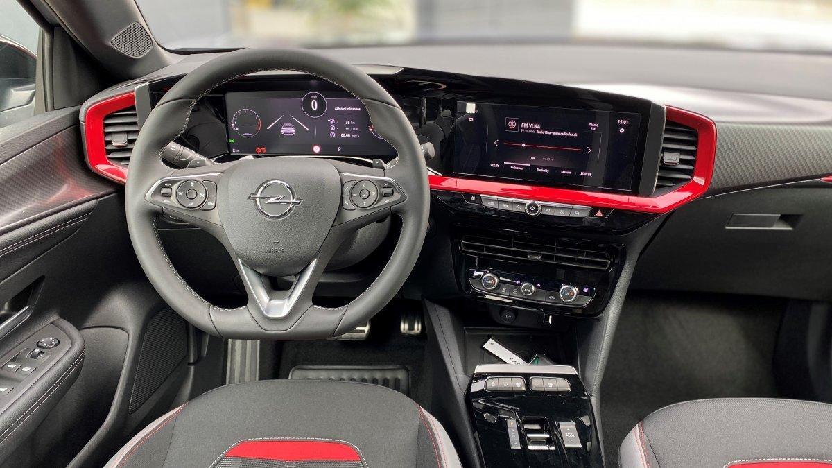 Opel Mokka NEW 1,2 Turbo GS Line AT8 S/S