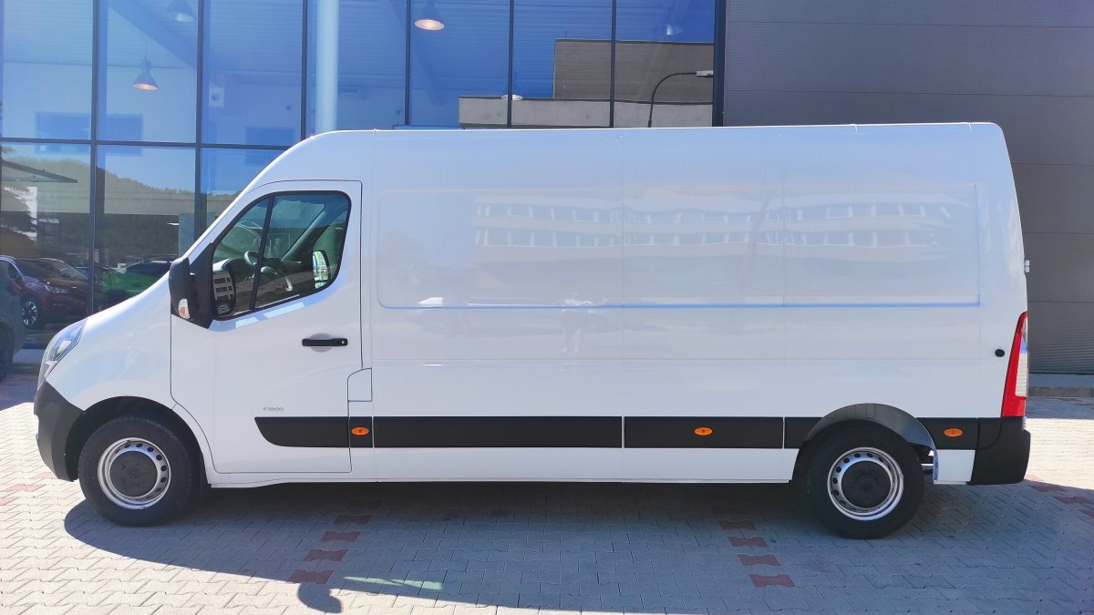 Opel Movano NEW 2.3 CDTI L3H2 Van MT6