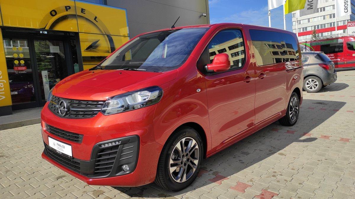 Opel Zafira Life NEW 2,0 CDTi Edition L1H1 AT8