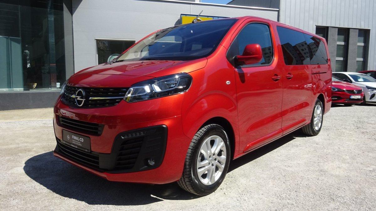 Opel Zafira Life NEW 2,0 CDTi Enjoy L2H1 MT6