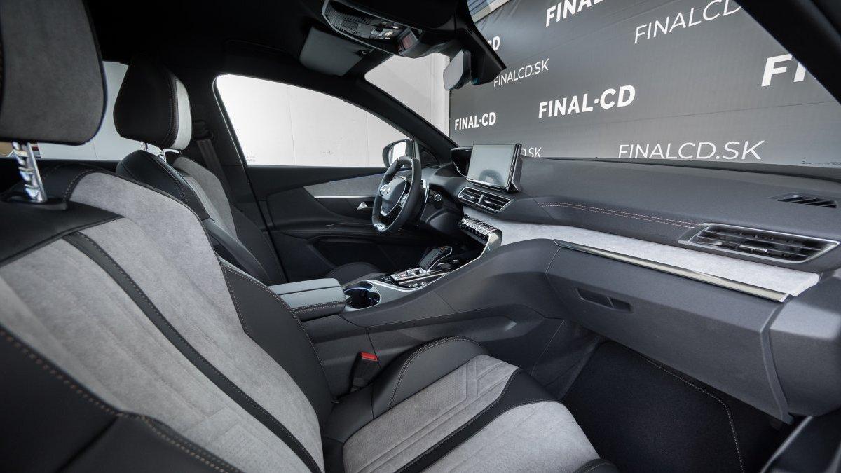 Peugeot 3008 NEW 1.6 Hybrid4 GT  300k e-EAT8 (EURO 6d-ISC-FCM)