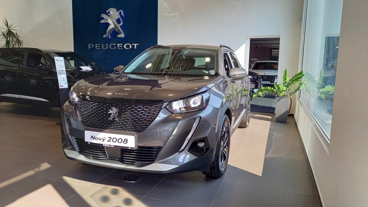 Peugeot 2008 NEW 1.2 PureTech ALLURE PACK 130k  EAT8