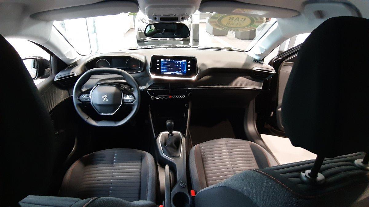 Peugeot 208 1.2 PureTech Active 100k