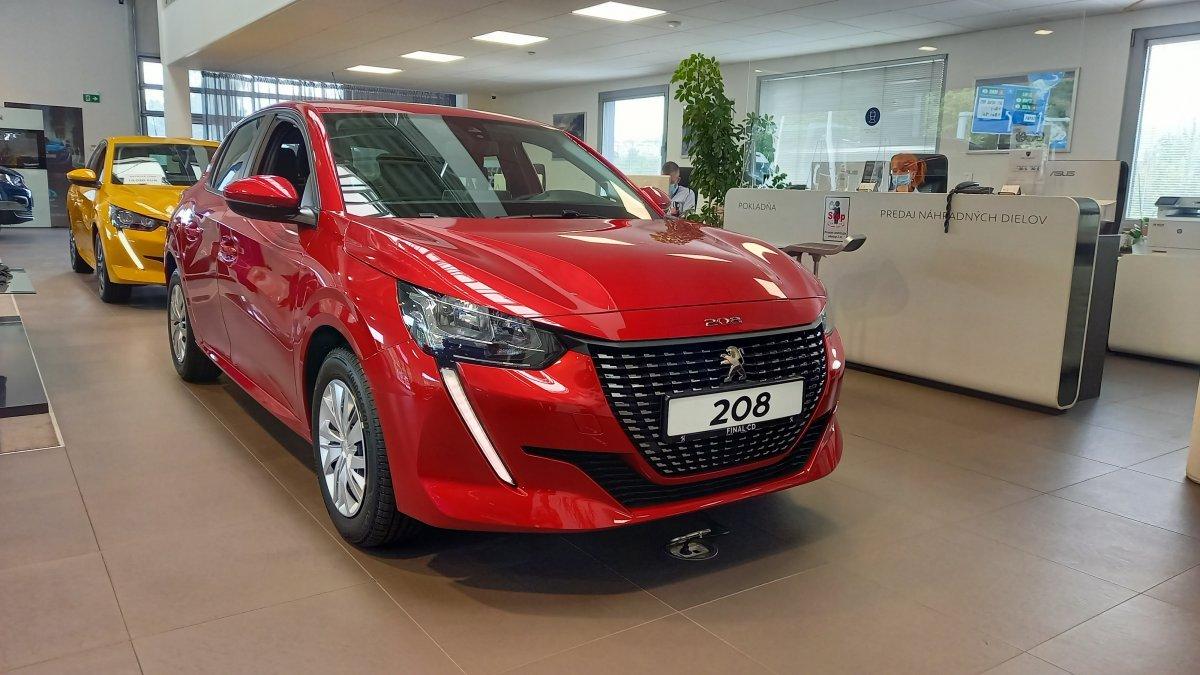 Peugeot 208 NEW 1.2 PureTech ACTIVE  75k BVM5