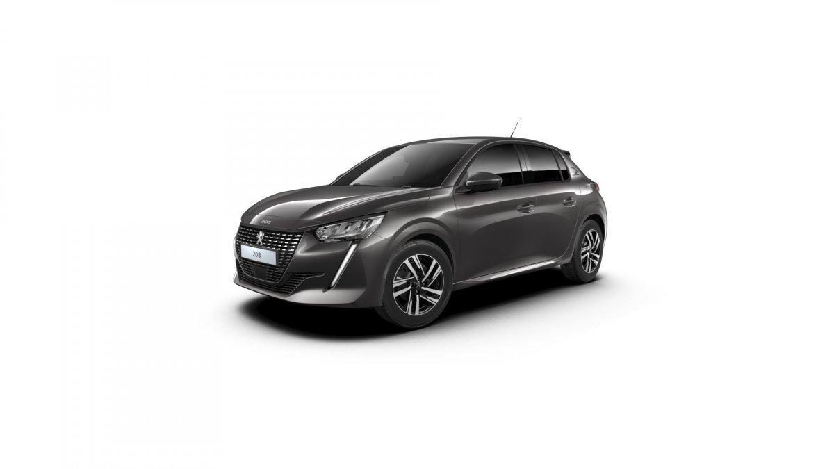 Peugeot 208 NEW 1.2 PureTech MY21 ALLURE PACK 100k EAT8 EURO 6d-ISC-FCM
