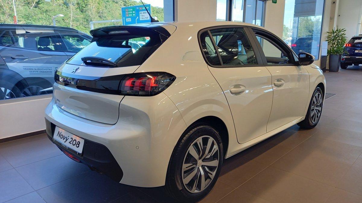 Peugeot 208 NEW 1.2 PureTech  ACTIVE Pack 100k BVM6