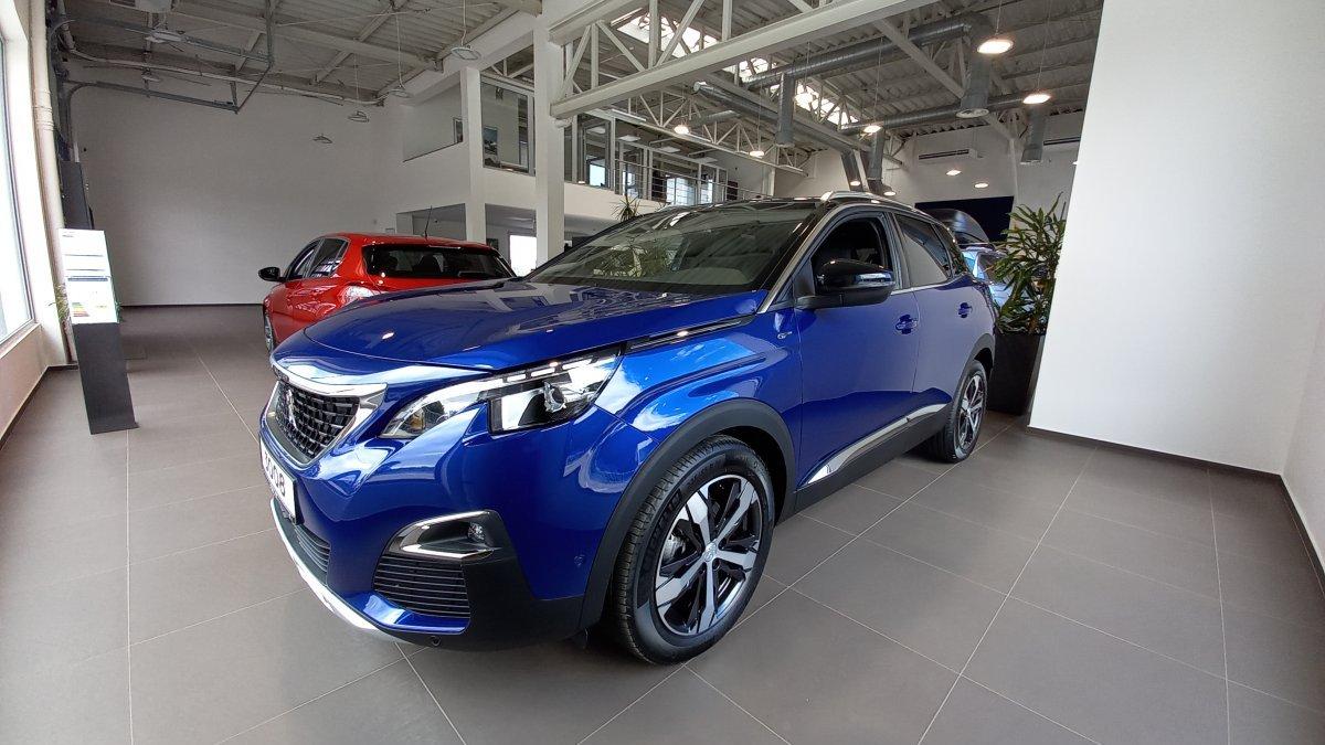 Peugeot 3008 2,0 BlueHDi GT  180k EAT8