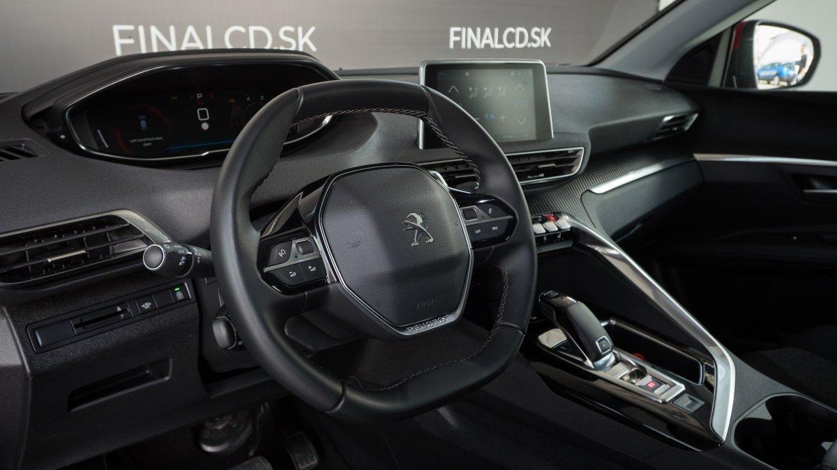 Peugeot 3008 1,5 BlueHDi Allure 130k EAT8