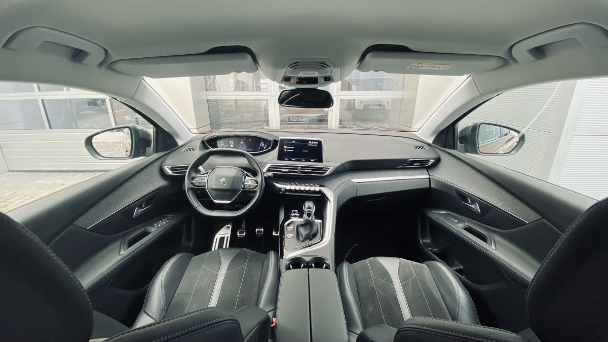 Peugeot 3008 1.2 PureTech CROSSWAY