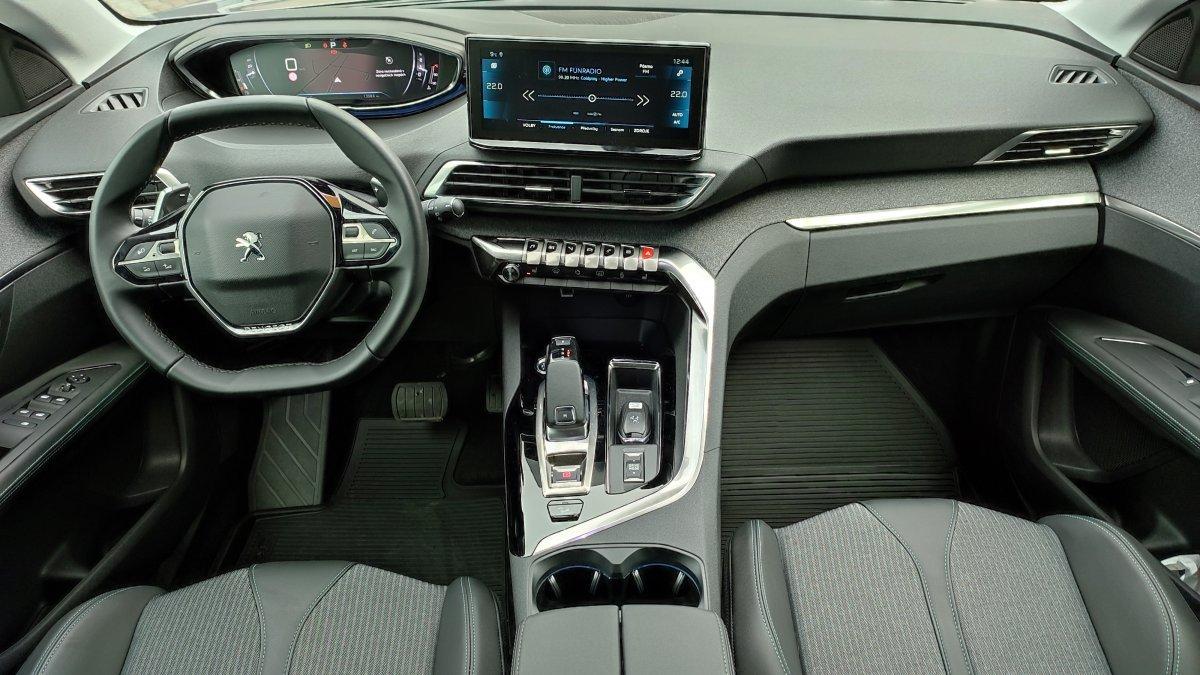 Peugeot 3008 NEW 1,5 BlueHDi ALLURE PACK