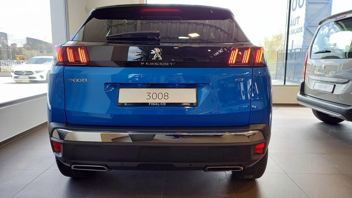 Peugeot 3008 NEW 1.6 PureTech GT 180k EAT8