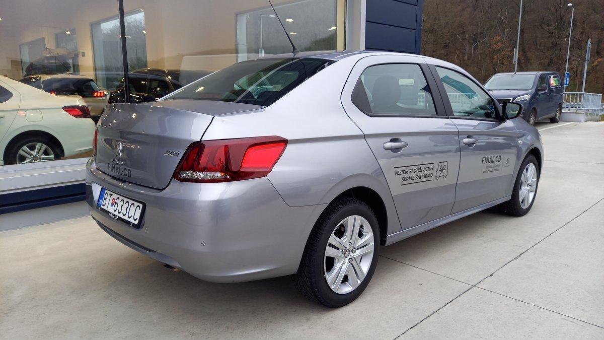 Peugeot 301 1,5 BlueHDi STYLE 100k BVM6