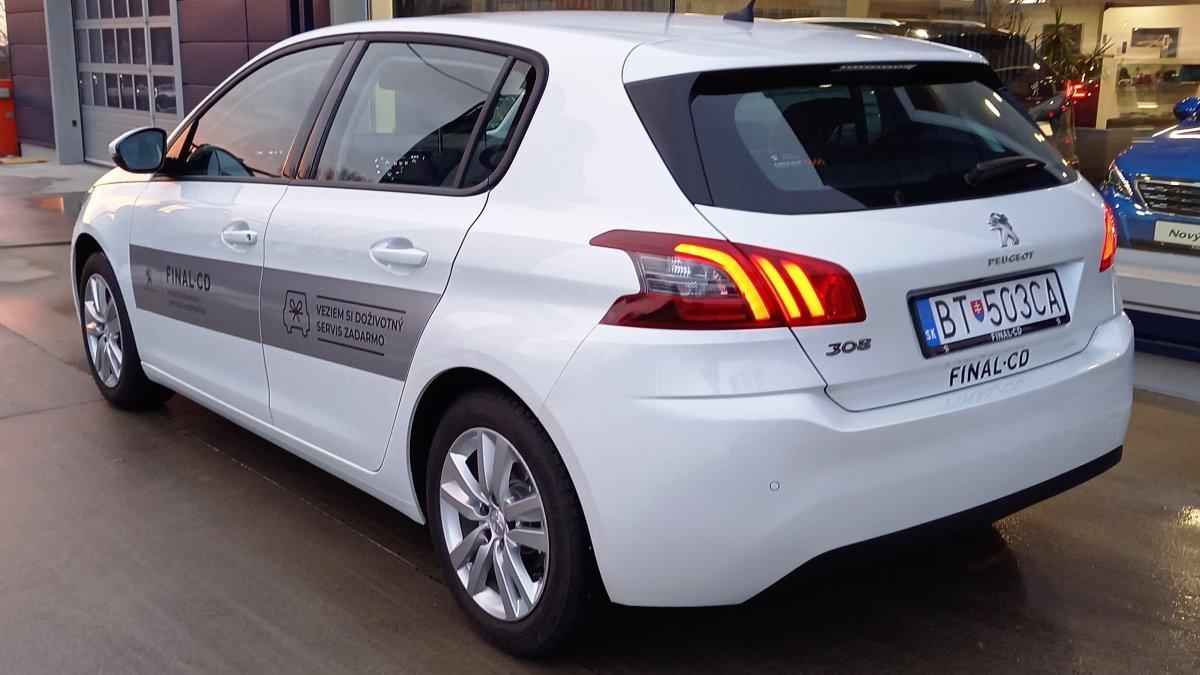 Peugeot 308 1.2 PureTech ACTIVE PACK  110k BVM6