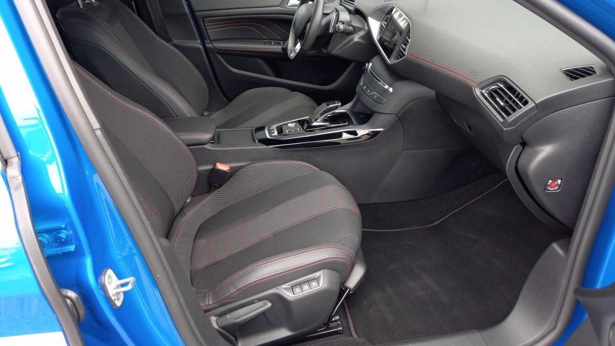 Peugeot 308 SW 1,5 BlueHDi GT 130k EAT8