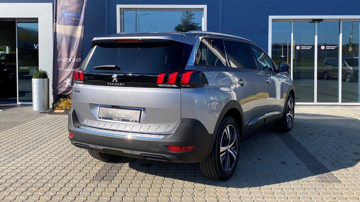Peugeot 5008 1,5 BlueHDi ALLURE