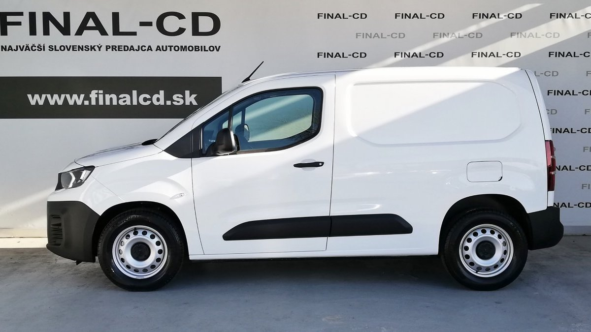 Peugeot Partner Furgon 1,5 BlueHDi Premium 1000kg L1